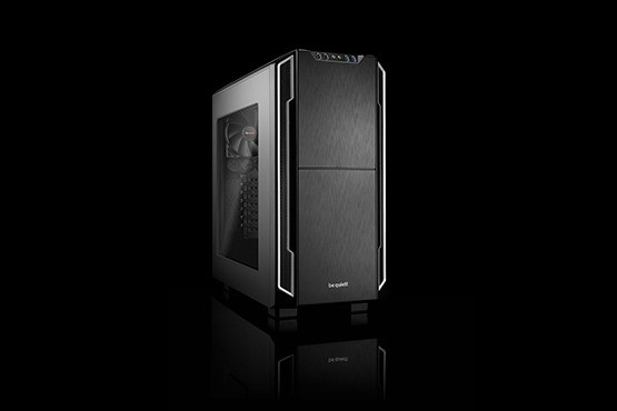 be quiet! Silent Base 600 with Window - silver
