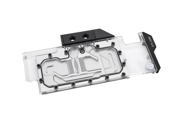 EK Water Blocks EK-Vector RTX 2080 RGB - Nickel + acrylic GPU water block