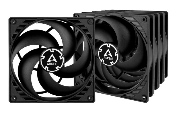 Arctic P14 case fan 5er Pack (140x140x25mm)