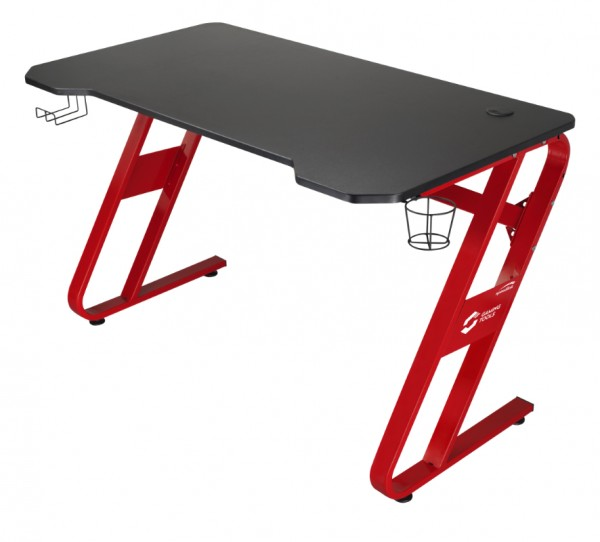 Speedlink SCARIT Gaming Desk, gaming desk - black/red