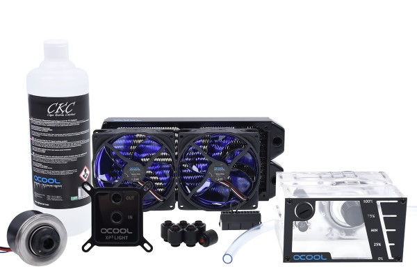 Alphacool NexXxoS Cool Answer 240 D5/ST - kit