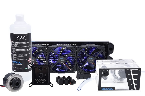 Alphacool NexXxoS Cool Answer 360 D5/ST - kit