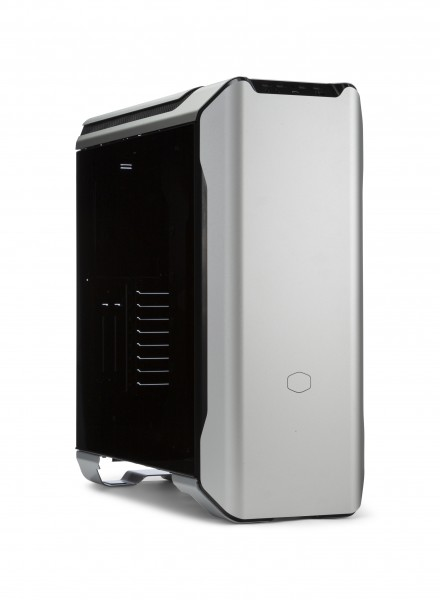 Cooler Master MasterCase SL600m Midi Tower Black / Silver with WIndow
