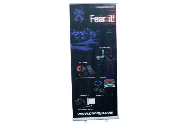Phobya LAN-Party stand 200x80cm