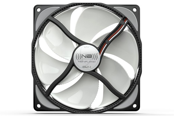 Noiseblocker NB-eLoop B12-1 Bionic fan 800rpm ( 120x120x25mm )