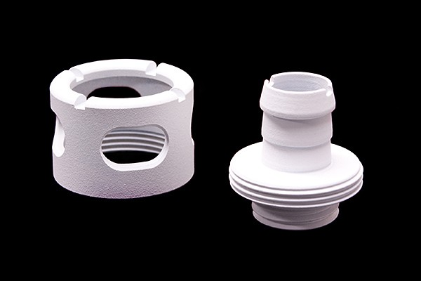 "Monsoon 19/13mm (ID 1/2"" OD 3/4"") compression fitting - White"