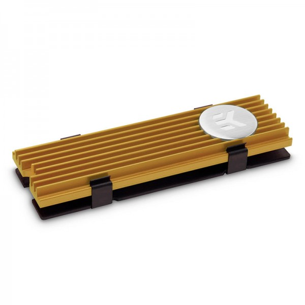 EK Water Blocks EK-M.2 NVMe Heatsink - gold