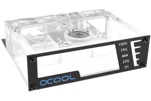 Alphacool Repack - Laing DDC - 5,25 Bay Station