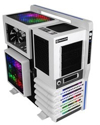 Thermaltake Level 10 GT Snow Edition - weiss