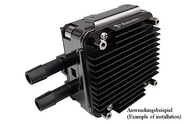Koolance Heat Sink for PMP-400 Pump