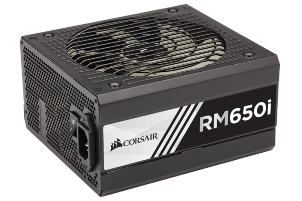 Corsair RMi Series RM650i PC power supply - 650 Watt