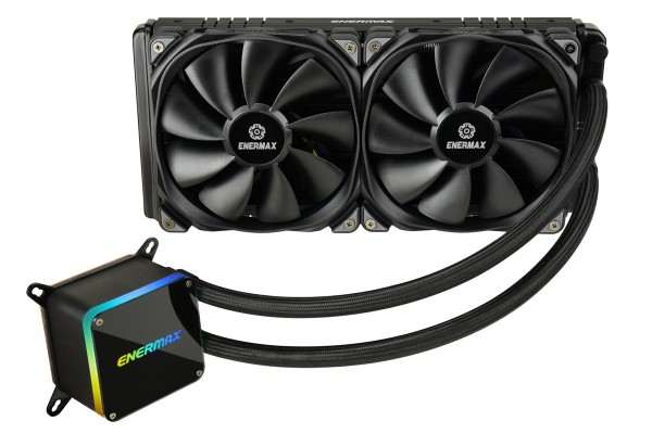 Enermax LIQTECH II 240 All-in-One water cooling Intel/AMD