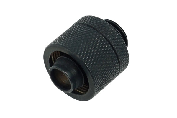 Alphacool HF 16/10 compression fitting G1/4 - deep black
