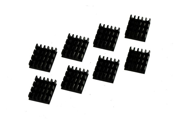 Watercool passive cooler for VGA RAM (12 pieces)