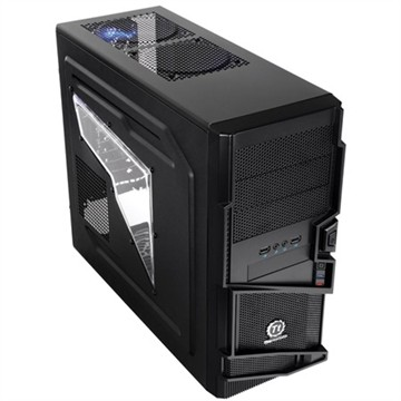 Thermaltake Commander MS-I USB 3.0 - schwarz