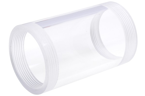 Alphacool Plexi tube 50x79mm for Coolplex 10