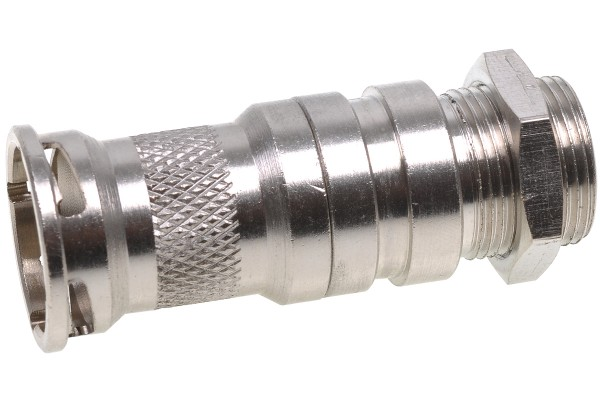 quick release connector G1/4 inner thread female incl. bulkhead coupling