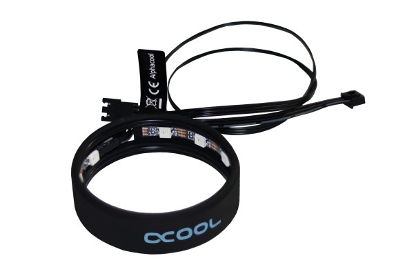 Alphacool Aurora LED Ring 60mm - Digital RGB