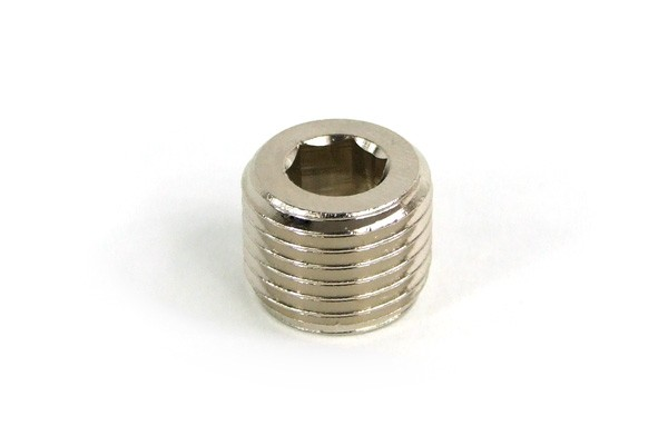 Screw-in seal plug G1/4 Inch - without flange - inner hexagonal