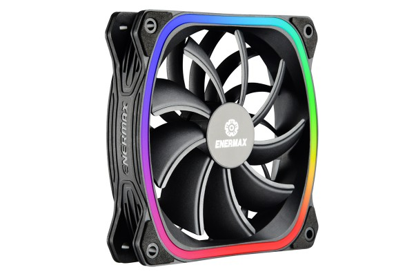 Enermax SquA RGB 120mm case fan (120x120x25mm