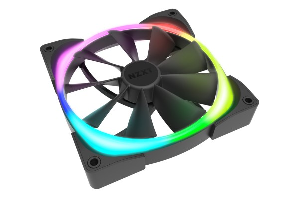 NZXT Aer RGB 2 HF-28120-B1 120mm case fan (120x120x26mm)