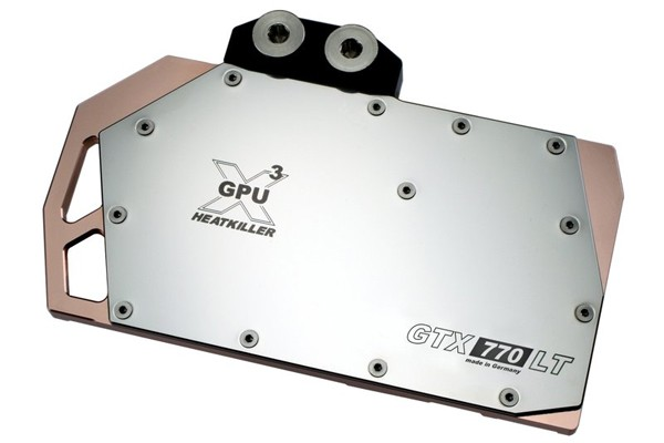 B-Ware Watercool HEATKILLER® GPU-X³ GTX 770 LT