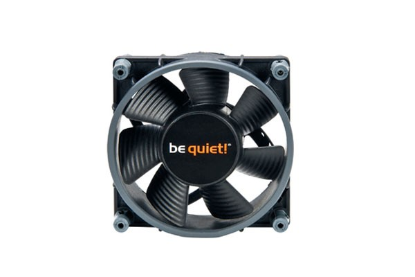 Be Quiet Case Fan Shadow Wings SW1 92mm Mid-Speed BQT T9225-MR-2 (92x92x25mm)